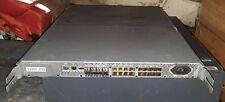 HP 492291-001 StorageWorks 8/8 SAN Switch AM867A 4x AJ716A 8GB Ports