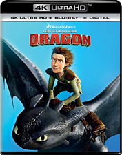 How to Train Your Dragon 4k BLURAY