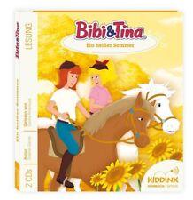 Bibi & Tina - Ein heißer Sommer - Hörbuch - CD - NEU