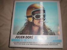 cd julien doré & édition limitée 2 cd album & + le live inédit neuf sous blister