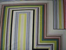 DESIGNERS GUILD CURTAIN FABRIC Abstract Malachite 3.7 METRES  CHRISTIAN LACROIX