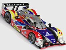 AFX Racemasters Tomy 21035 Peugeot Oreca #908 Mega G+ HO Slot Car