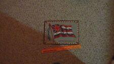 Vintage South Australia Silk Felt Flag Tobacco Flag Australia Flag Xl Large