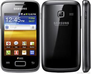 Samsung Galaxy Y Duos Young Dual Sim Free Unlocked 3G Smartphone PRISTINE