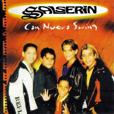 "MUSIC OF VENEZUELA- Salserin ""Con Nuevo Swing""  *NEW Sealed CD * 1998"