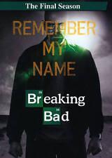 Breaking Bad: The Final Season (DVD, 2013, 3-Disc Set) new