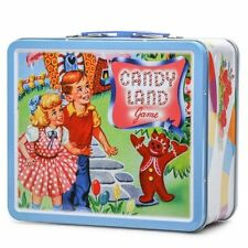 Candy Land Game Vintage Style Metal Lunch Box Full Sized