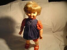 """VINTAGE 1972 KENNER PRODUCTIONS GABBIGALE BLONDE 18"""" DOLL ORIGINAL OUTFIT"""