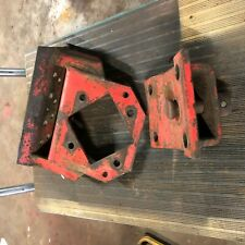Ford tractor drawbar support/center pull