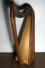 Stoney End Celtic Lap Harp