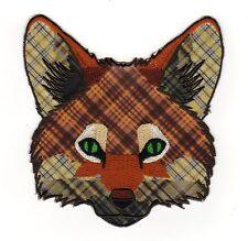 FOX FACE VINYL DECAL STICKER for LAPTOP TABLET, TILE, HOME DECOR STICKER BOMBING