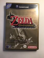 The Legend Of Zelda The Wind Waker  Edicion Limitada Caja Dorada Pal España Nint
