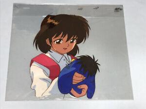 Yu Yu Hakusho Anime Cel Keiko Yukimura And Puu Production Art Animation