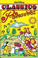DISNEY classico PRIMAVERA supplemento a Topolino n° 1689