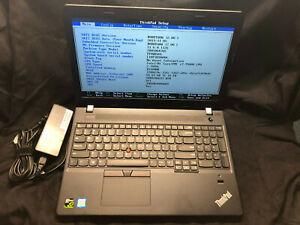 Lenovo E570 Thinkpad Intel i7 7500 2.7Ghz 16GB RAM 256GB SSD NVMe