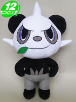 BIG 12'' Wow Pokemon Pancham Plush Panda Stuffed Animal Doll PNPL9168