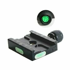 QR60 DSLR camera tripod Quick Release Clamp Plate Kj