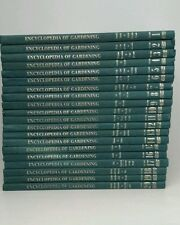 Beadshine Marshall Cavendish Illustrated Encyclopedia Gardening Books 1968 1970