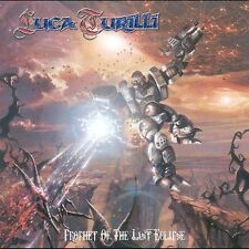 Prophet of the Last Eclipse [Limited] by Luca Turilli (CD, Jun-2004, Limb Music)