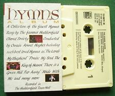 The Hymns Album Huddersefield Choral Society O. A. Hughes Cassette Tape - TESTED