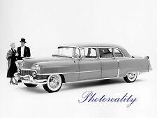 Cadillac Fleetwood Seventy-Five Limousine 1954  8 x 10 Press Photograph