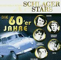 Schlager & Stars:die 60er Jahre von Various   CD   Zustand gut