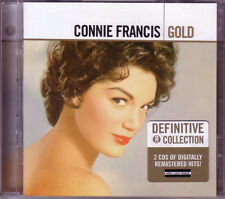 Connie Francis  Gold  Original Recording Remastered  2CD  UNIVERSAL RECORDS OVP