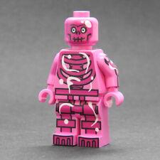 Custom Glob Herman Marvel minifigures on lego brand bricks