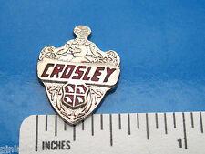 Crosley motor car company  - hat pin lapel pin tie tac hatpin pin GIFT BOXED