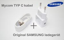 2in1  Original Netzteil + Typ C Kabel Ladegerät Samsung Galaxy A5 2017  A3 2017