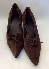 L.K. Bennett Kitten Leather Court Shoes for Women