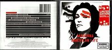 Madonna , Australian Limited edition cd album ft rare poster- American Life