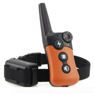 Ipets Rechargeable Dog Training Collar - PET619 Petrainer 619A-1