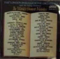 The World's Greatest Melodies - Music CD -  -  1990-10-25 - Alshire - Very Good