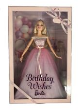 Barbie DVP49 Birthday Wishes Doll