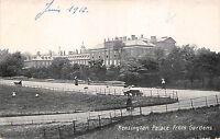 BR58567 kensington palace from gardens    uk