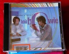 DAVID BOWIE Thursday's Child Virgin promo USA cd single 3 tracks no lp DPRO-149