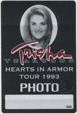 TRISHA YEARWOOD 1993 Tour Backstage Pass Photo