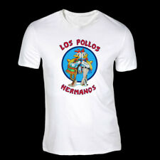 CAMISETA LOS POLLOS HERMANOS BREAKING BAD HEISENBERG