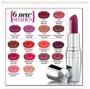 NEW Sealed Avon Totally Kissable Lipstick COY COPPER
