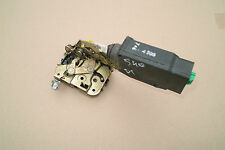 VOLVO S40 V40 00-04 OSR DRIVER SIDE REAR CENTRAL LOCKING DOOR LOCK CATCH LATCH