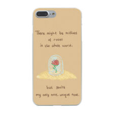 The Little Prince Antoine de Saint Exupery Rose Book Hard Cover Case For iPhone