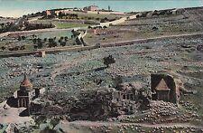 PALESTINE - Jerusalem - Valley of Jehosaphat 2