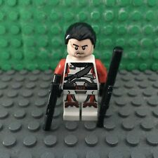 LEGO Star Wars - 9497 - Jase Malcolm Minifigure W/ 2 Guns - Great Condition
