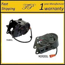 2 PCS FRONT & REAR MOTOR MOUNT FOR 2004-2005 NISSAN MAXIMA 3.5L SL w/Sensor-Auto