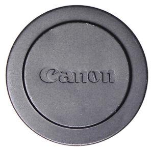 Canon 75mm Black Metal Cap for RF 50mm f0.95  #15