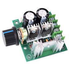 12~40V 10A PWM DC Motor Speed Control Switch Controller Volt Regulator DimmerFBC