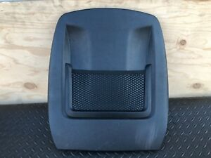 BMW F32 435I OEM FRONT LEFT DRIVER SIDE CHAIR SEAT BACK COVER TRIM PANEL 61K