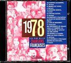 LES PLUS BELLES CHANSONS FRANCAISES - 1978 - CD COMPILATION ATLAS