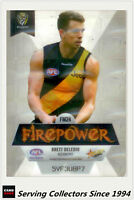 2014 AFL Champions Firepower Mirror Card FM24 Brett Deledio (Richmond)